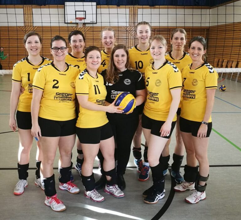 Volleyball Rötenberg Damen Aktiv